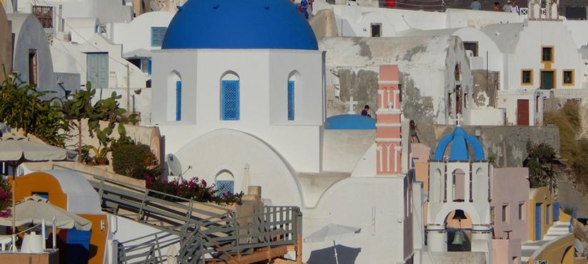 Greek Island Hoping
