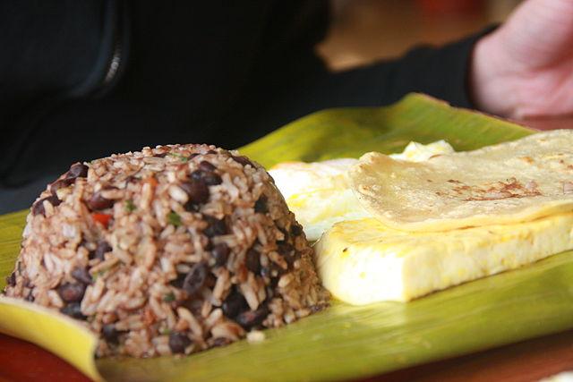 Delicous Costa Rican Cuisines