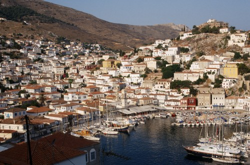 Solo Travel to the Greek Islands