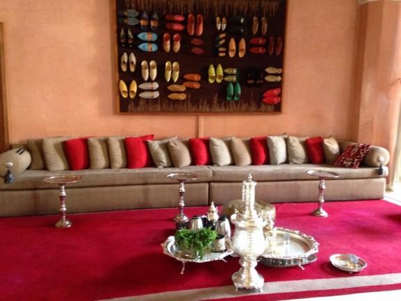 morocco riad