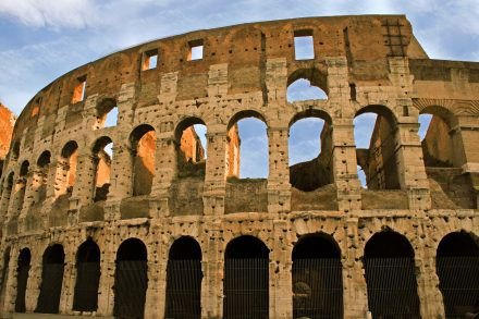 colosseum, rome, ancient, attraction