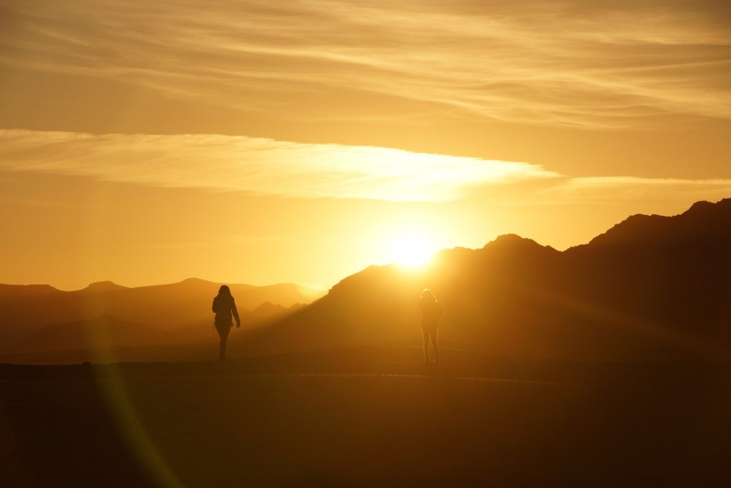 sunrise Morocco Hills