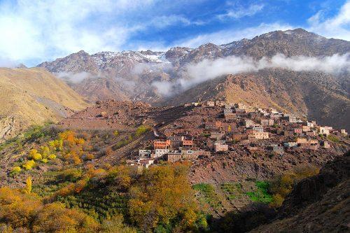 Morocco High Atlas