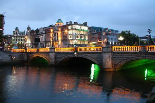 Ireland vacations for singles