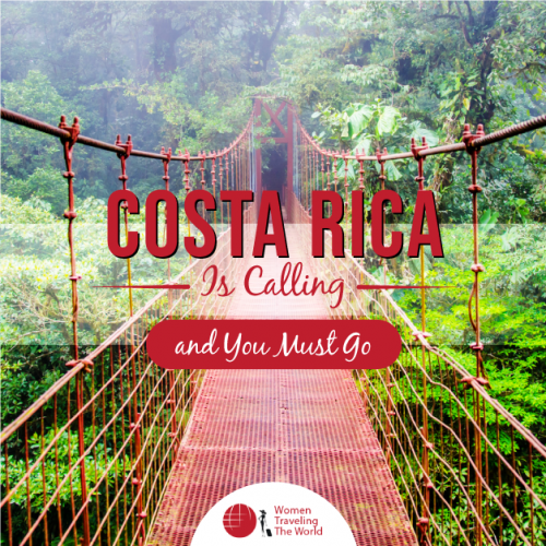 Costa Rica nature and adventure tours
