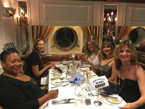 Tall ship cruise tour for singles
