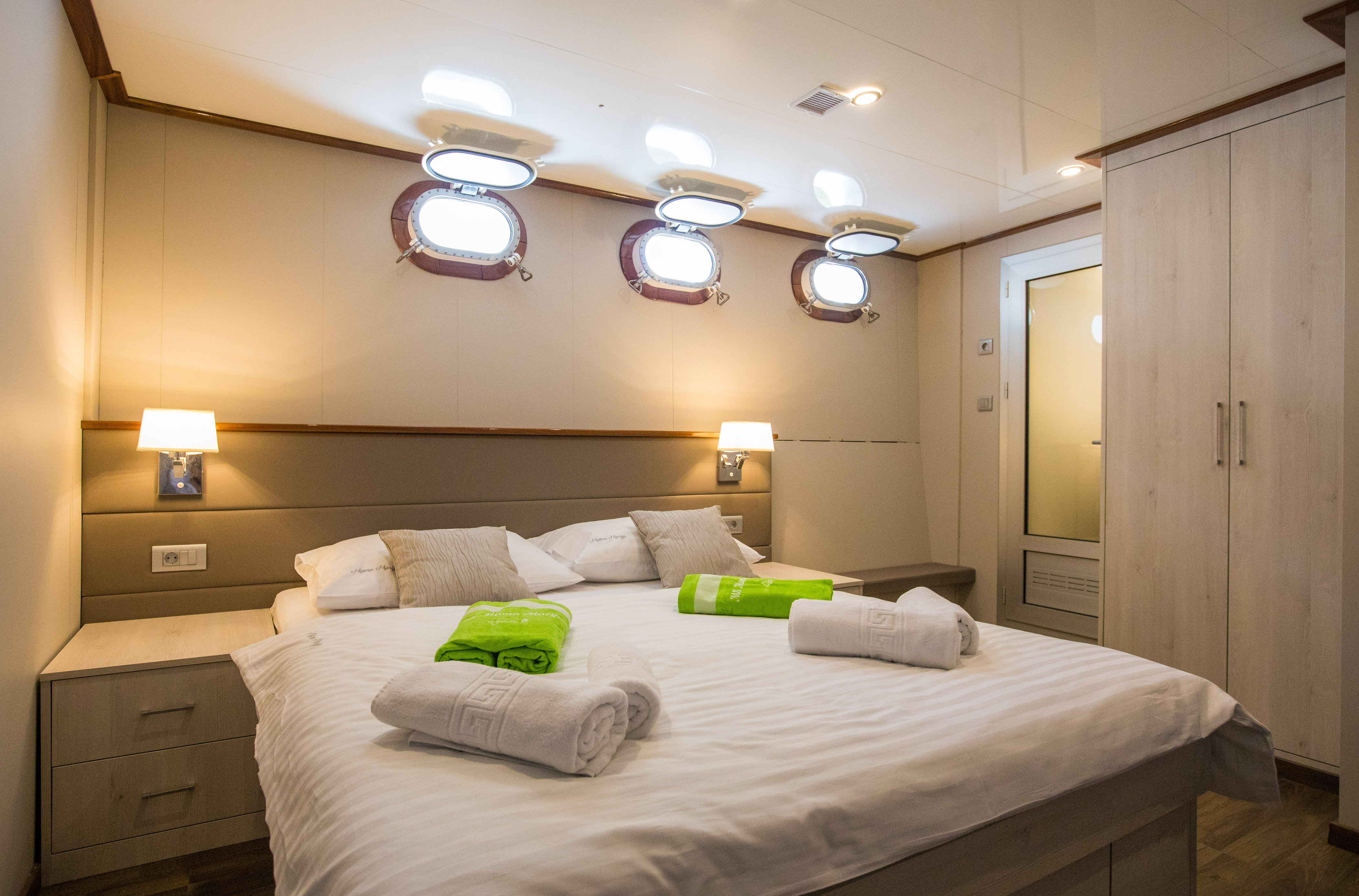 MamaMarija-standard cabin