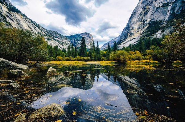 3 Days in Yosemite Mirror Lake
