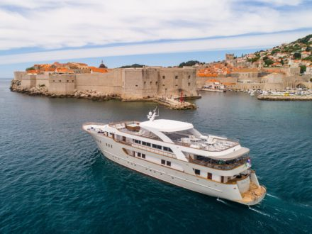 Croatia Yacht Cruise tour