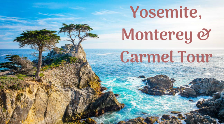Monterey and Carmel Tour for Single