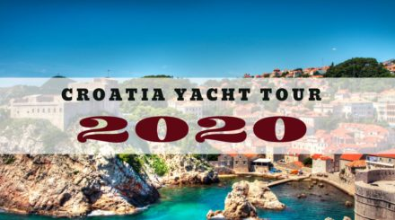 Croatia Yacht Tour For Women